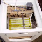 SUMPOD 3D printer top view