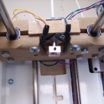 SUMPOD 3D printer Y axis