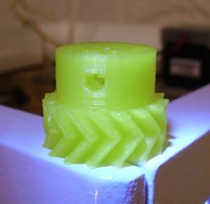 3D Printed Gear
