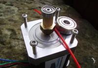 New 3D Printer Filament Extruder Hardware