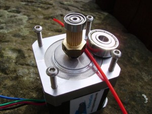 New 3D Printer Filament Extruder Hardware