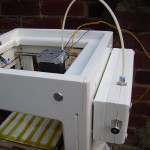 SUMPOD 3D Printer 1.75mm filament exruder