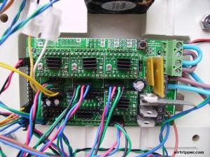 Ramps 1.3 RepRap Arduino Mega Pololu Shield