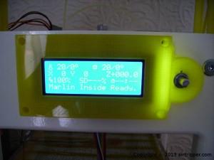 Sumpod LCD Click Encoder Control Panel