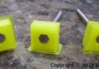 Hex Nut Capture Socket Calibration For 3D Printing