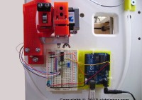 Arduino Circuit & Filament Force Sensor
