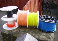 Assorted Filament Reels
